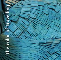 """Catálogo """"Fragmento de mar"""". Un proyecto de Diseño editorial y Diseño gráfico de Lorena Franzoni         - 02.03.2016"""