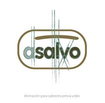 Logo animado Asalvo. Un proyecto de Animación, Dirección de arte y Vídeo de Moisés Ruiz Bell.         - 10.03.2016