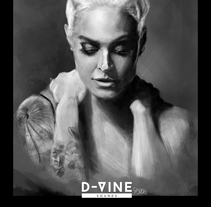 SAM DIVINE - DEFECTED RECORDS. Digital. A Design, Illustration, Advertising, Music, Audio, Character Design, Fine Art, Graphic Design, Lighting Design, and Sound Design project by BORCH         - 11.03.2016