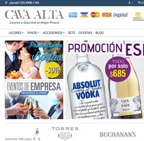 Cava Alta. A Graphic Design, Web Development, and Social Media project by Adelaida Castro Navarrete - Jan 01 2015 12:00 AM