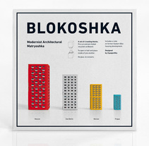 BLOKOSHKA. A Architecture, Art Direction, and Product Design project by Zupagrafika  - 13-03-2016