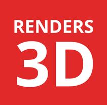 Imágenes/Renders 3D. A Design, and 3D project by Álvaro Villa Fernández-Mayoralas         - 14.03.2016