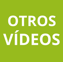 Otros vídeos. A Design, Motion Graphics, 3D, Animation, Graphic Design, and Film project by Álvaro Villa Fernández-Mayoralas         - 14.03.2016