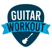 Diseño de logotipo y banner para Clases de Guitarra. Un proyecto de Diseño, Br, ing e Identidad, Diseño gráfico, Diseño Web y Social Media de Juan Sebastian Bazzani Delgado         - 25.07.2015