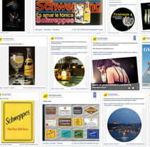 Contenidos para Schweppes. A Graphic Design, and Social Media project by Daniel Blanco Sentís - 15-03-2016