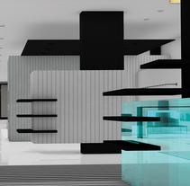 Barrabés PFC. Un proyecto de Diseño, 3D y Arquitectura interior de Comunicarsinpalabras          - 16.03.2016