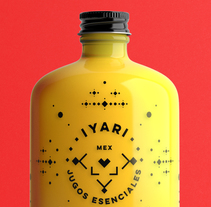 IYARI . A Design, Br, ing, Identit, and Packaging project by Eric Morales - 26-03-2016