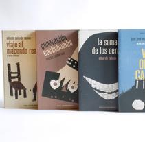 Portadas para Pepitas de Calabaza. A Illustration, Editorial Design, and Graphic Design project by Münster Studio - 31-03-2016