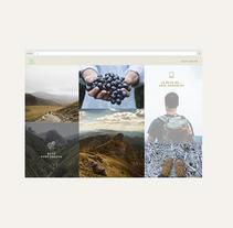 Vieiros App. Un proyecto de UI / UX, Diseño gráfico y Diseño Web de Míriam R. Seoane         - 30.06.2013