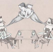 ilustraciones 2016. A Illustration project by Carla Protozoo         - 11.04.2016