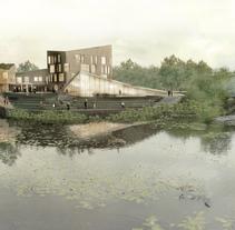 Leicester. Un proyecto de 3D y Arquitectura de Sergio González         - 18.06.2015