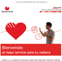 Newsletter template for gas company. A Graphic Design, and Web Design project by Virginia Pavón de Paz         - 18.09.2015