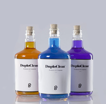 DuploClean. A Design, Advertising, Art Direction, Br, ing, Identit, Design Management, Graphic Design, and Product Design project by roberto  gonzalez - 26-04-2016