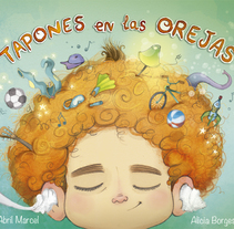 Tapones en las Orejas. A Illustration project by alicia borges  - 28-04-2016