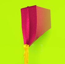 FAKE GOLD POSTER. Um projeto de 3D e Design gráfico de Joaquim Vergara Pinilla         - 01.05.2016