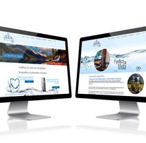 Sitio Web Agua Libre. A Web Development project by As Diseño Diseño Web Monterrey         - 01.05.2016