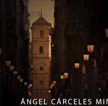 FOTOS MURCIA ANGEL CARCELES MIÑANO. Un proyecto de Paisajismo de produccionesacm         - 06.05.2016