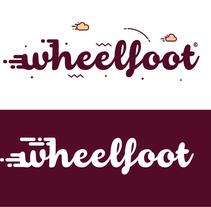Branding Wheelfoot. Un proyecto de Diseño y Diseño gráfico de Moisés Miranda         - 11.12.2015