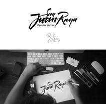 San Juan Raya. A Design, Graphic Design, T, pograph, and Calligraph project by Rafa  Castillo - 16-05-2016