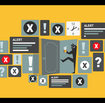 Fidelis Cybersecurity Fidelis Endpoint Overview. Un proyecto de Publicidad, Motion Graphics, Cine, vídeo, televisión, UI / UX, 3D, Animación, Diseño gráfico, Comic, Vídeo y VFX de DESIGNOMOTION  - 19-05-2016