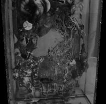 Caja de sueños. A Sculpture project by Mª Concepción Tomás Rivera         - 22.05.2016