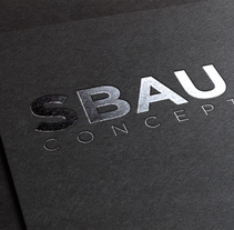 SBAU concept. A Br, ing, Identit, and Graphic Design project by Sergi García         - 24.08.2015
