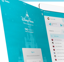 App TMS for Hotel. A Graphic Design, Interactive Design, and UI / UX project by Niko Tienza - Dec 20 2014 12:00 AM