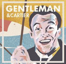 REVISTA GENTLEMAN: Cartier porfolio. Un proyecto de Ilustración, Publicidad y Pintura de Del Hambre         - 30.05.2016