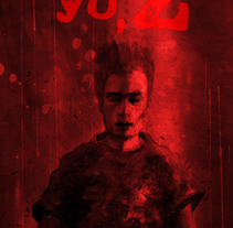 YO, Z. A Illustration project by Luis F. Sanz - 11-12-2015