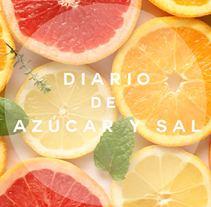 Diario de azúcar y sal. Um projeto de Culinária de Marina Girón Santos         - 07.06.2016