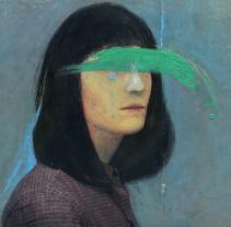 """""""ENIGMAS"""" . Un proyecto de Ilustración, Bellas Artes y Pintura de ELimRUFAT  - 11-04-2016"""