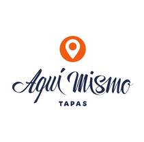 Cartas para Aquí Mismo Tapas. Un proyecto de Diseño gráfico de Miguel Ferrera García - 26-06-2016