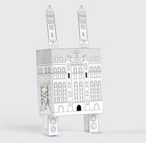 Little Hansa. Un proyecto de Ilustración, Diseño de personajes y Diseño gráfico de Hendrik Hohenstein - 02-11-2013