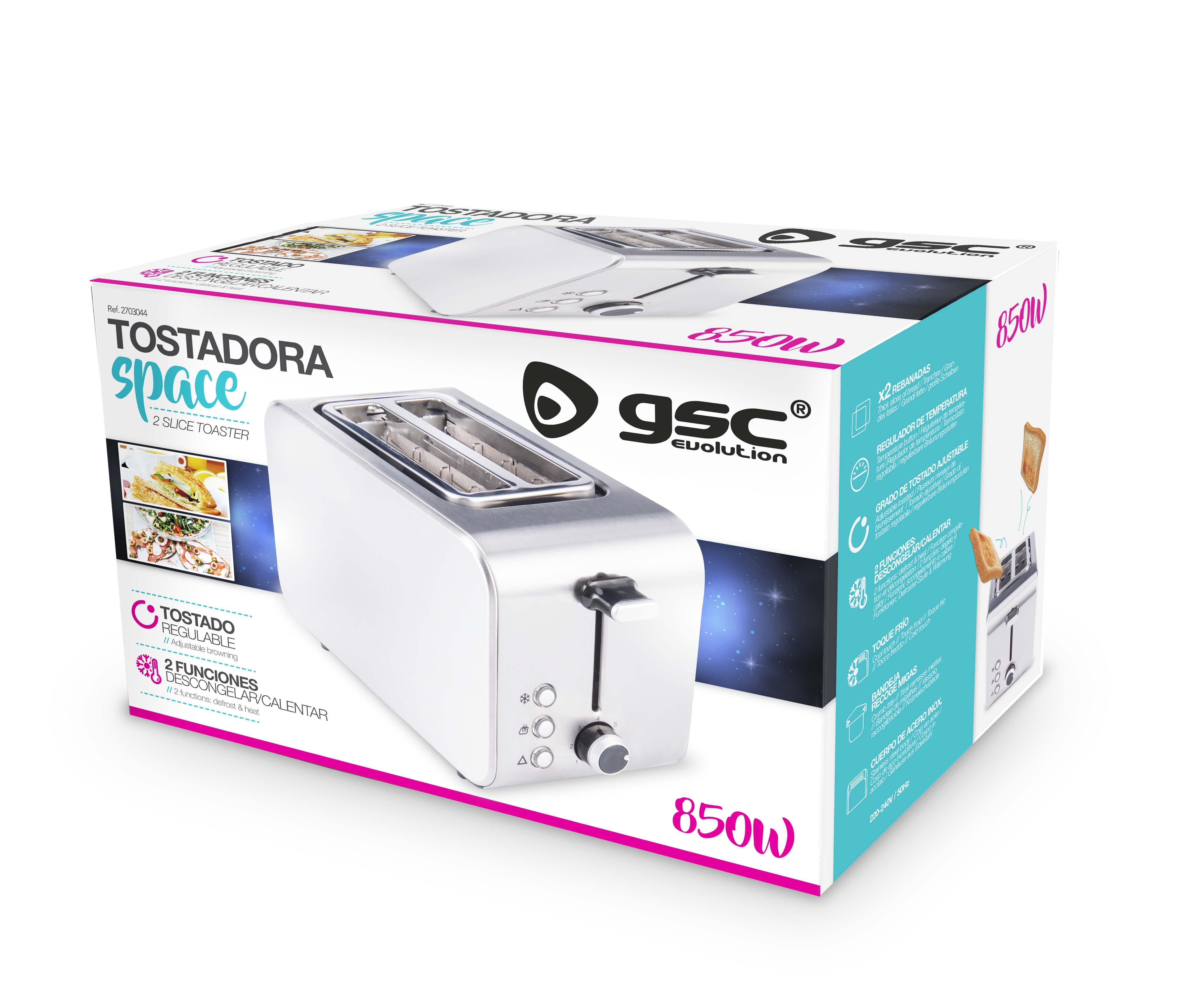 Tostadora space packaging domestika - Tostadora diseno ...