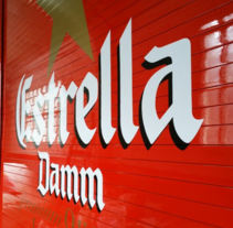 Estrella Damm . A Graphic Design project by Stargraf  Solutions  - 12-07-2016