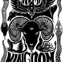Animal Kingdom. Un proyecto de Ilustración de HǢl Phlegathon - Miércoles, 14 de octubre de 2015 00:00:00 +0200