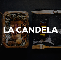 La Candela. A Photograph, Art Direction, and Web Design project by kanitres - 19-07-2016