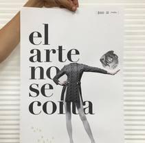 El arte no se corta. A Design, Education, Fine Art, and Collage project by el bandolero Lacabra  - 25-07-2016