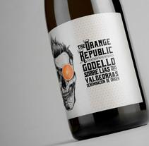 The Orange Republic 2015. Un proyecto de Ilustración, Diseño gráfico y Packaging de Estudio Maba         - 10.08.2016