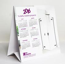 Calendario anual. A Editorial Design project by Mariajosé Cuenca         - 14.08.2016