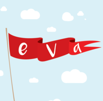 Eva. A Design, Art Direction, and Graphic Design project by Lucía Alonso - 09-06-2015
