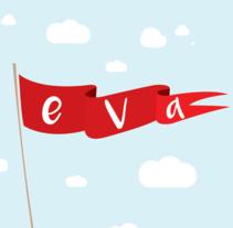 Eva. Un proyecto de Diseño, Dirección de arte y Diseño gráfico de Lucía Alonso - 09-06-2015