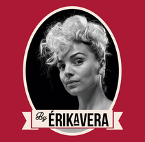 Erika Vera - Lady Barber. A Br, ing, Identit, Editorial Design, and Graphic Design project by Silvina Alfonsín Nande - 16-06-2016