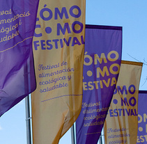 Cómo Como Festival. A Design, Advertising, Photograph, Art Direction, Events, Graphic Design, and Social Media project by Red Vinilo  - 22-08-2016