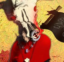 Street Battle - Cartel. Un proyecto de Ilustración, Diseño de personajes y Diseño gráfico de J.Félix Caballero Nieto - 14-03-2016