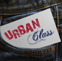 Urban Class. A Design, Illustration, Fashion, and Graphic Design project by Patricia Fesán - 22-08-2016