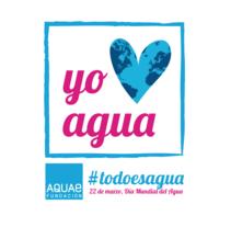 Logotipo - Yo amo el agua. A Br, ing&Identit project by César Martín Ibáñez  - 27-08-2016