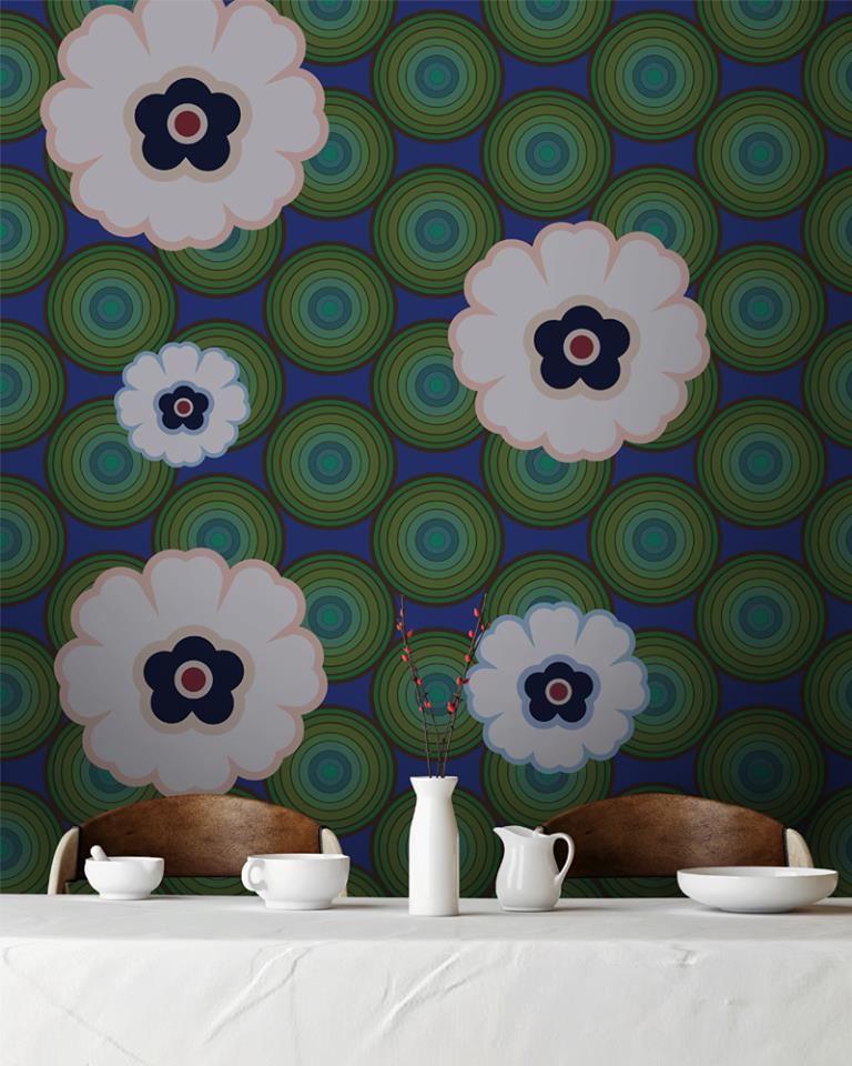 Papel pintado domestika for Papel pintado ka internacional