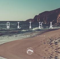 OLIKA · Modular Typeface. Un proyecto de Diseño gráfico y Tipografía de Albert Soldevila Castany         - 03.05.2016