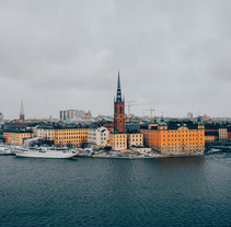 Stockholm - Invierno 2016. A Photograph, and Architecture project by Sonia Serra - 07-09-2016